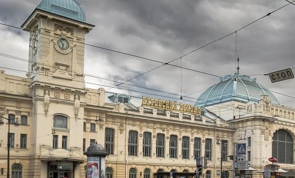 ЖД Вокзал Витебский вокзал